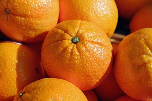 orange de Sicile tarocco